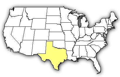 Venombytecom Venomous Spiders Texas Recluse - Us Map Texas